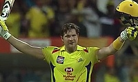 Shane Watson pummels Chennai Super Kings to stamp their authority on IPL 2018