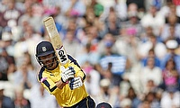 Hampshire pick up the points against Middlesex in their South Group clash
