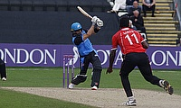 Worcestershire win by 34 runs in One Day Cup against Northamptonshire