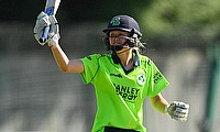 New Zealand White Ferns in dominant form with 10-wicket win over Ireland Women