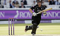 Win for Surrey over Glamorgan not enough for a One Day Cup knock out place