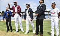 WINDIES v Sri Lanka - Second Test First Day