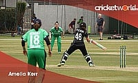 Cricket World Player of the Week - Amelia Kerr New Zealand White Ferns