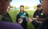 Ireland victorious over Scotland in T20 International after big-hitting display