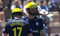 Hampshire go through to One Day Cup Final with emphatic win over Yorkshire