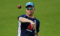 Nick Gubbins and Liam Dawson star in England Lions' comprehensive victory over India A