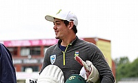 Quinton de Kock Signs for Nottinghamshire CCC