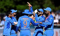 India overwhelm Ireland by 143 runs in 2nd T20I