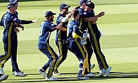 Hampshire win Royal London One Day Cup at Lord's today by 61 runs