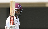 WINDIES v Bangladesh on the opening day of the first Test