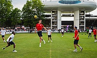World Cup Fever Sweeps Middlesex Cricket