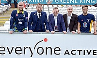 Durham County Cricket Club Partners with 'Everyone Active'