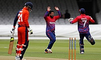 Netherlands and Nepal T20I abandoned Both win their matches against the MCC today