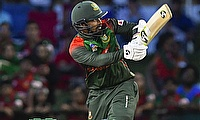 Bangladesh beat the WIndies by 19 runs (D/L) in 3rd T20I