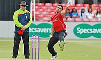 Ben Mike bowling India A