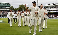 England Name Unchanged Squad for Trent Bridge Test