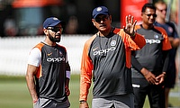 India Head Coach Ravi Shastri Ahead of 3rd Test