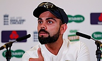 Virat Kohli Ahead of the 3rd Test England v India