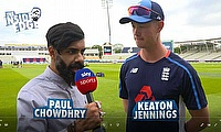 Sky Sports exclusive interview with Keaton Jennings