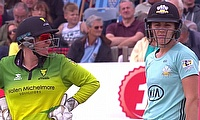 Surrey Stars beat Western Storm by runs 9 runs in KSL Semi Final