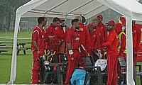 ICC World T20 Europe Qualifier - First day hit by Rain