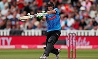 Sussex Sharks beat Somerset by 35 runs in the Vitality Blast Semi Final
