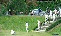Shropshire D40 Blog - 18th September in Association with Cobra Cricket