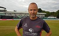 Andy Ward Leicestershire County Cricket Club