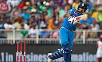 India beat Hong Kong by the narrowest of margins in the Asia Cup