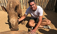Nat Geo Series on Rhino Conservation Hosted by Kevin Pietersen