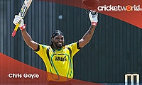 Cricket World Player of the Week - Chris Gayle #UniverseBoss