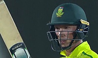 South Africa beat Zimbabwe by 34 runs in 1st T20I at Buffalo Park