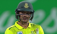 South Africa beat Zimbabwe by 6 wickets in 2nd T20I