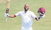 India play 'catch up' on Day 2 of 2nd Test against Windies