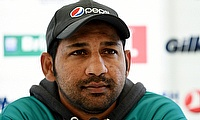 2nd Test Pakistan v Australia Day 1 - Skipper Steadies the Ship for Pakistan