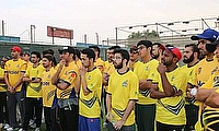 Global Zalmi League Trials start in Dubai