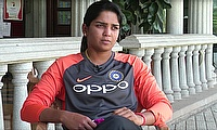 Veda Krishnamurthy Shares Thoughts on ICC WWT20