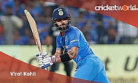 Cricket World Player of the Week - India captain Virat Kohli