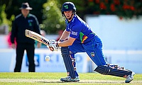 Inter-Pros Review - William Porterfield batting