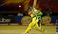 ICC Women's World T20 2018 – Australia beat Ireland by 9 wickets