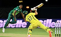 South Africa win only T20I against Australia in 10 Over Bash