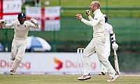 England win in Kandy by 57 runs to lead series 2-0 against Sri Lanka