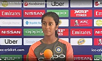 ICC Womens World T20 2018 - Indian player Jemimah Rodrigues
