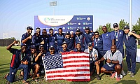 ICC World Cricket League Division 3 - USA finish off the job to claim promotion