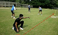 Movement and Catching Drills with Chinmoy Roy