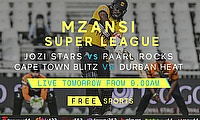 Live Cricket Streaming – Mzansi Super League and Australia v India