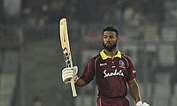 Windies hit back at Bangladesh with stunning 4 wicket win in Mirpur in 2nd ODI