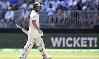 Australia v India 2nd Test - Honours even at close of play on day 1
