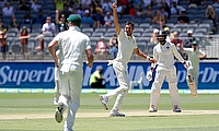 Australia hit back with 146 run win over India in 2nd Test at Perth