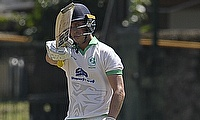 James  McCollum  76 runs off 108 balls